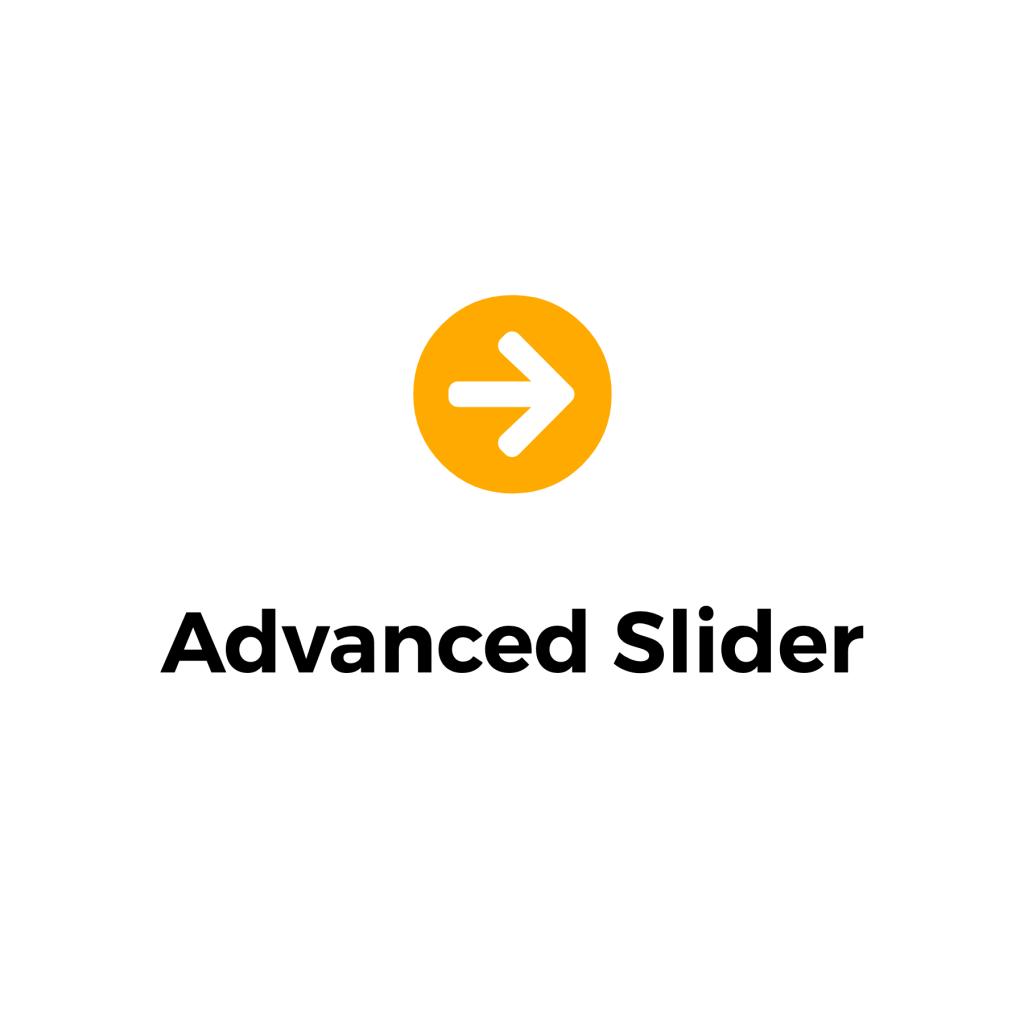 advanced slider