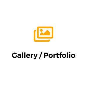Gallery / Portfolio