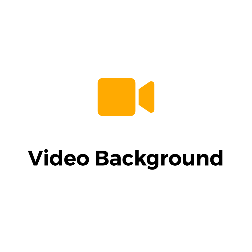 video background